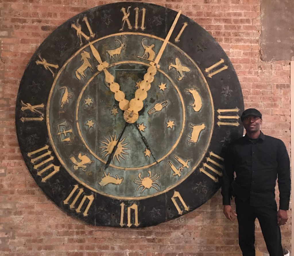 Kenny beedyeyes smith clock